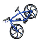 1Pc Bike Model Practical Creative Durable Bicycle Miniatures for Home Decoration