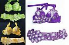 Egyptian Costumes Oriental Dance 2 Pcs Women Professional Belly Dancing Costume