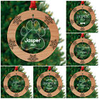 PERSONALISED Dog Cat Pet Christmas Decoration First Christmas with Puppy Kitten