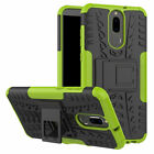 Shockproof Heavy Duty Stand Hard Back Cover Fits Huawei P30 Pro Mate 20 Lite P10