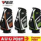 Golf Stand Cart Bag, w/14 Way Dividers, Double Shoulder Straps Organised Outdoor