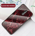 For Nokia 3.2/4.2/3.1 Plus Marble Crystal Tempered Glass Cover Shockproof Case