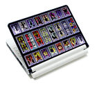 """Universal DIY Sticker Skin Cover For 9"""" 10"""" 10.1"""" 10.2"""" Laptop Notebook PC Gift"""
