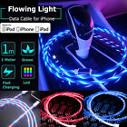 LED Lighting Data Sync Charger USB Cable For iPhone 11 Pro 8...