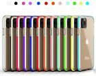 For iPhone 11 Pro Max XR XS SE 7 8+ Clear Shockproof Bumper Best Case Cover