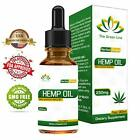 Organic Hemp Seed Oil Drops, Relief for Stress, Anxiety, Pain & Joint 250mg $9.95 USD on eBay