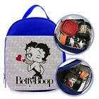 """BETTY BOOP 03 Custom Printed Lunch Bag Size 7""""L X 9""""H X 3""""W For Kids $32.65 CAD on eBay"""