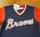 NWT Men's Atlanta Braves Majestic Coolbase Players Weekend Jersey Small or XXL on Ebay