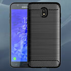 3520mAh Replacement Battery + Carbon Fiber Case fits Samsung Galaxy J7 2018/Star