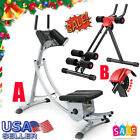 Abs Fitness Crunch Abdominal Exercise Workout Machine for Glider Roller & Pushup segunda mano  Embacar hacia Argentina