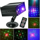 48 Pattern Mini LED Laser Projector Stage Lighting Party KTV DJ Disco RGB OF568 cheap