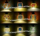 Indian Hanging Lamp Shade Christmas Bar Cafe Decoration Pendant Ceiling Lamp 9""