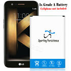 Sporting 3920mAh Replacement BL-46G1F Battery For LG K20 Plus TP260 MP260 Phone