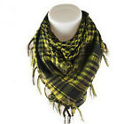 Women Winter Thermal Scarf Check Long Neck Wrap Shawl Knit Plaid Gifts Scarves