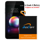 High Capacity AceSoft 3970mAh Rechargeable Standard Battery for LG K30 BL-T36