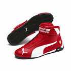 PUMA Scuderia Ferrari R-Cat Mid Men's Motorsport Shoes Men Mid Boot Auto