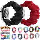 Fashion Scrunchie Elastic Watch Band for Apple Watch Band 38/42mm Bracelet Strap image