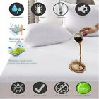 Encasement Bed Bug Proof Waterproof Zippered Soft Protective Cover CL image