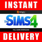 The Sims 4 Base Game & Expansion Packs Origin Pc / Mac - Instant Dispatch 24/7