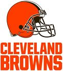 Cleveland Browns Iron On Transfer For T-Shirt + Light & Dark Fabrics #3 $6.99 USD on eBay