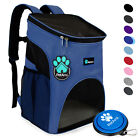 Pet Cat Dog Puppy Carrier Travel Backpack Bag for Travel Breathable Mesh Comfort