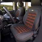Premium Leather Seat Cushion Pad Covers for Auto Universal Fitment 4 Colors $199.99 USD on eBay