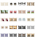 Ambesonne Vintage Motifs Cushion Cover Set Of 2 For Couch And Bed In 4 Sizes