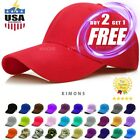 Kyпить Plain Solid Baseball Cap Trucker  Army Blank Color Hat Ball Men Women Adjustable на еВаy.соm