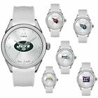 Officially Licensed NFL Women's Athena Sporty Watch By Timex 630120-J $39.9 USD on eBay
