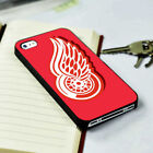 Detroit Red Wings Hockey Logo New iPhone XS 6 7 8 SE 11 AC47 Samsung S8 S9 Case $13.99 USD on eBay
