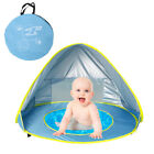 Baby Beach Tent Up Portable Shade Pool UV Protection Sun Shelter For Infant US