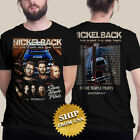 Nickelback with Stone Temple Pilots All The Right Reasons Tour 2020 T-Shirt image
