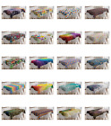 Ambesonne Colorful Scene Tablecloth Table Cover for Dining Room Kitchen