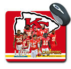 2020 Super Bowl Champions Kansas City Chiefs Mouse Pad 151416