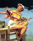 Coca Cola Vintage Poster Collection (39) - Van-Go Paint-By-Number Kit $31.15  on eBay