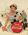 Coca Cola Vintage Poster Collection (40) - Van-Go Paint-By-Number Kit $31.15  on eBay