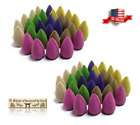 Kyпить Restock! Backflow Incense Burner Cones Mixed Flower Flavor Smoke Bullet Cone  на еВаy.соm