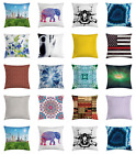 Cushion Cover Square Case for Couch and Bed Decor by Ambesonne