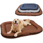 Waterproof Dog Bed Washable Hardwearing Puppy Pet Soft Cushion Basket Kennels