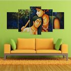 Lord+Krishna+Art+Split+5+Frames+Wall+Panels+for+Living+Room+%23176+-+HKTPIC-AU