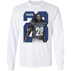 Men's 2020 Melvin Gordon Los Angeles Chargers White T-shirt M-3XL $22.95 USD on eBay