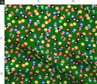 Billiards Pool Balls Pub 8 Ball Sports Fabric Printed by Spoonflower BTY $38.0 USD on eBay