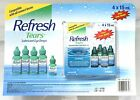 Refresh Tears Lubricant Eye Drops 4 1 Bonus, 65 ml/Per Pack