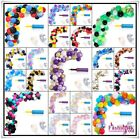 113pcs Balloon Garland Kit Arch for Birthday Wedding Baby Shower Party Pump FREE
