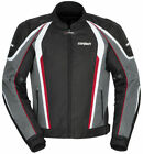 Cortech GX-SPORT 4.0 Vented Jacket - GUN METAL/BLACK - Men's Sizes XS-3XL