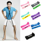 Unisex Stretch Band Fitness Resistance Bands Crossfit Sports Yoga Rubber Loop image