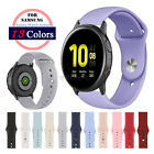 For Samsung Galaxy Watch Active 1/2 Sport Band Silicon Watch Strap Wristband image