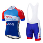 Ropa de ciclismo: Total Direct E. 2020 maglie maillot cycling jersey bib shorts