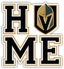 "Vegas Golden Knights Home NHL Sport Car Bumper Sticker Decal - ""SIZES"" $4.0 USD on eBay"