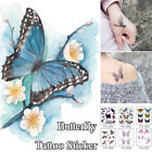 Watercolor Butterfly Temporary Tattoo Sticker Waterproof WomenChildren ArtBody b $1.04 USD on eBay